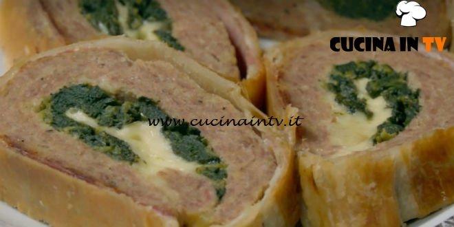 Fatto in casa per voi - ricetta Polpettone in crosta di Benedetta Rossi