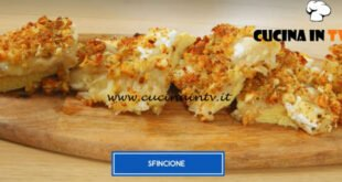 Giusina in cucina - ricetta Sfincione bagherese di Giusina Battaglia