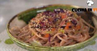 Ricette all'italiana - ricetta Spaghetti di riso al curry di Anna Moroni