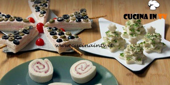 Fatto in casa per voi - ricetta Tris di antipasti furbi di Benedetta Rossi