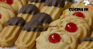Fatto in casa per voi - ricetta Biscottini da tè di Benedetta Rossi