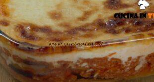 Fatto in casa per voi - ricetta Moussaka di Benedetta Rossi