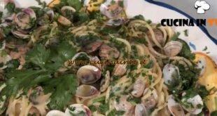 In cucina con Imma e Matteo - ricetta Spaghetti con i lupini