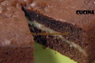 Fatto in casa per voi - ricetta Torta versata cocco e cioccolato di Benedetta Rossi