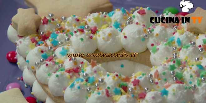 Fatto in casa per voi - ricetta Cream tart mascherina di Benedetta Rossi