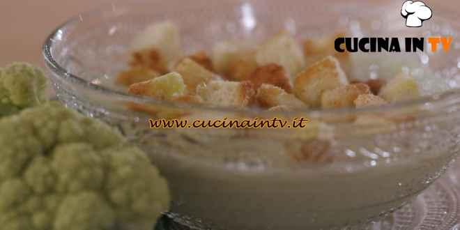 L'Italia a morsi - ricetta Crema di broccolo bassanese di Chiara Maci