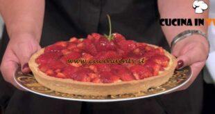 In cucina con Imma e Matteo - ricetta Crostata di fragole