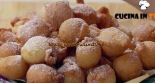 Fatto in casa per voi - ricetta Frittelle al limone di Benedetta Rossi