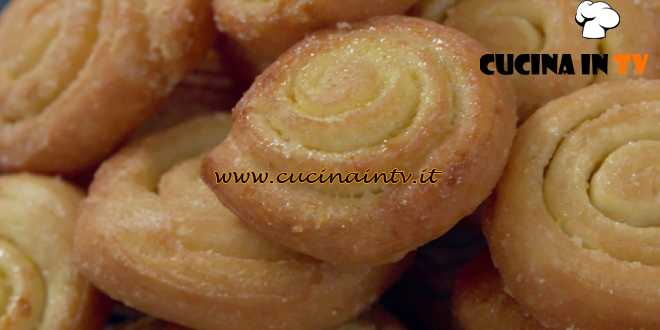 Fatto in casa per voi - ricetta Girelle all'arancia di Benedetta Rossi