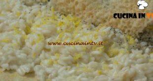 Fatto in casa per voi - ricetta Risotto al limone di Benedetta Rossi