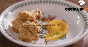 L'Italia a morsi - ricetta Sbrisolona di Chiara Maci