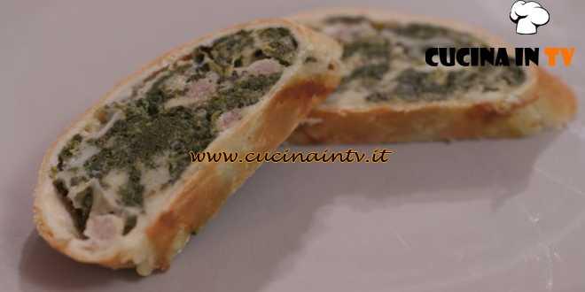 L'Italia a morsi - ricetta Strudel salato di Chiara Maci
