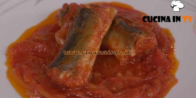 L'Italia a morsi - ricetta Brodetto di anguilla becco d'asino di Chiara Maci
