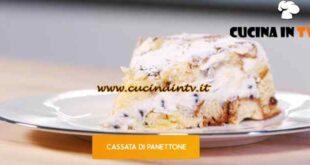 Giusina in cucina - ricetta Cassata di panettone di Giusina Battaglia