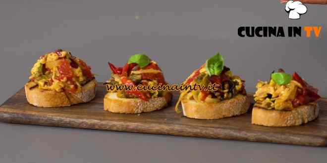 Giovani nonne - ricetta Ciambotta di peperoni friggitelli di Vittoria