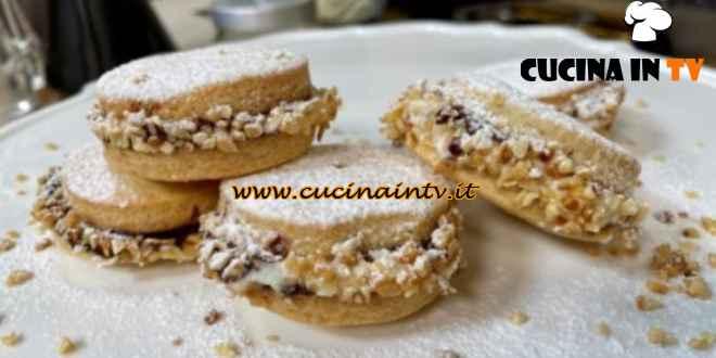 Cotto e mangiato - Frollini con mascarpone e crema di nocciola ricetta Tessa Gelisio