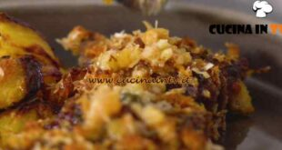Giovani nonne - ricetta Involtini di carne e mollica di Vittoria