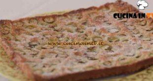 L'Italia a morsi - ricetta Scarpaccia dolce alla viareggina di Chiara Maci