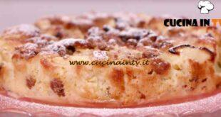 L'Italia a morsi - ricetta Torta del cavalier biron di Chiara Maci