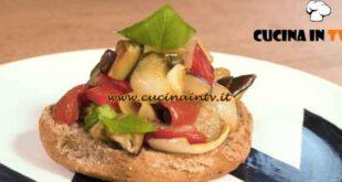 Una Macàra ai fornelli - ricetta Dadolata di verdure di Daniela Montinaro