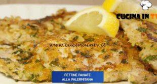 Giusina in cucina - ricetta Fettine panate alla palermitana di Giusina Battaglia