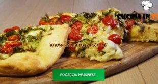 Giusina in cucina - ricetta Focaccia messinese di Giusina Battaglia