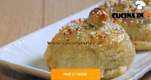 Giusina in cucina - ricetta Minni di Virgini di Giusina Battaglia