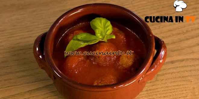 Una Macàra ai fornelli - ricetta Polpette di carne al sugo di Daniela Montinaro