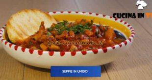 Giusina in cucina - ricetta Seppie in umido di Giusina Battaglia