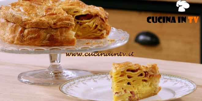 The modern cook - ricetta Torta di maccheroni di Csaba Dalla Zorza