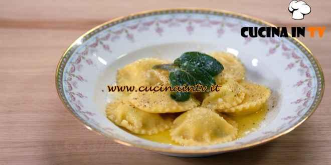 The modern cook - ricetta Tortelli al limone di Csaba Dalla Zorza
