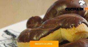 Giusina in cucina - ricetta Biscotti ca liffia di Giusina Battaglia