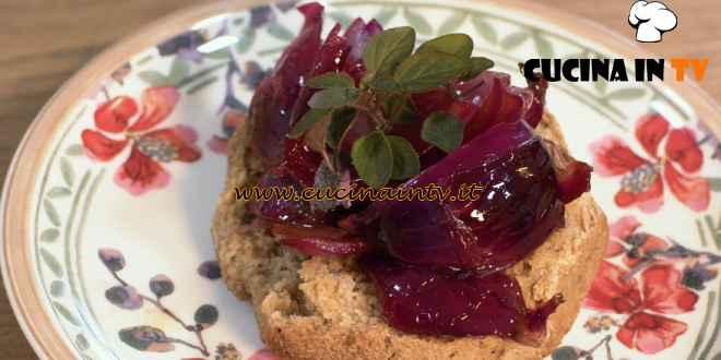 Una Macàra ai fornelli - ricetta Cipolle in agrodolce di Daniela Montinaro