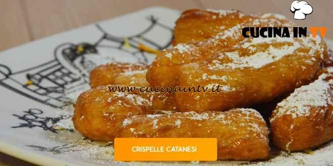 Giusina in cucina - ricetta Crispelle catanesi di Giusina Battaglia