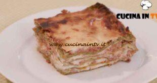 L'Italia a morsi - ricetta Lasagna ferrarese di Chiara Maci
