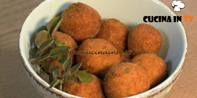 Una Macàra ai fornelli - ricetta Polpette di polpo di Daniela Montinaro