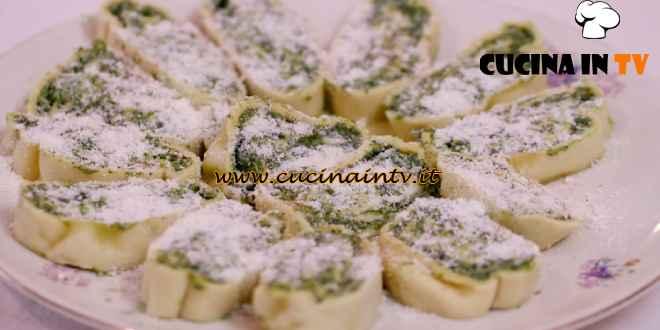 L'Italia a morsi - ricetta Rotolo di magro ricotta ed erbette di Chiara Maci