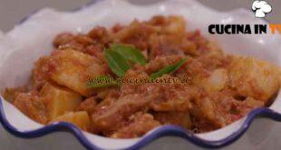 L'Italia a morsi - ricetta Stoccafisso alla livornese con le patate di Chiara Maci