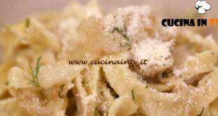 L'Italia a morsi - ricetta Tacconi di fave di Chiara Maci