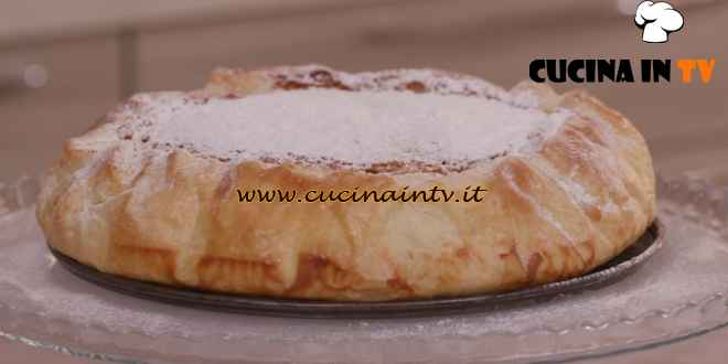 L'Italia a morsi - ricetta Torta russa di Chiara Maci