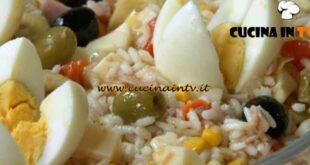 Fatto in casa per voi - ricetta Insalata di riso ricca ricca di Benedetta Rossi