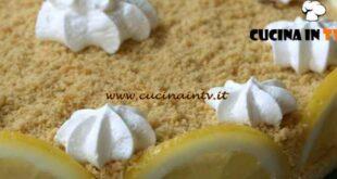 Fatto in casa per voi - ricetta Sbriciolata al limone di Benedetta Rossi