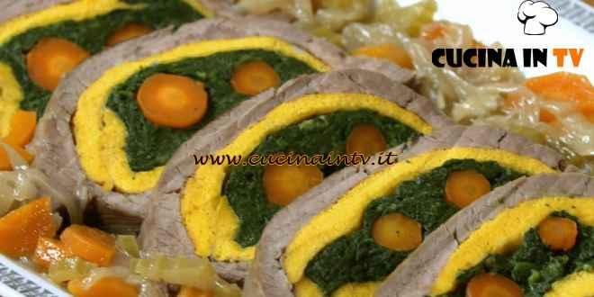 Fatto in casa per voi - ricetta Tasca ripiena di frittata di Benedetta Rossi
