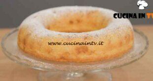 L'Italia a morsi - ricetta Torta del dunizet di Chiara Maci
