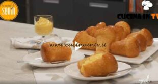 La cucina di Sonia - ricetta Babà di Sonia Peronaci