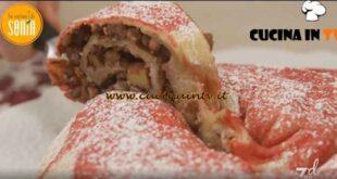 La cucina di Sonia - ricetta Rocciata di Sonia Peronaci