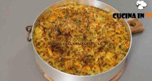Giovani nonne - ricetta Tiella di patate riso e cozze di Vittoria