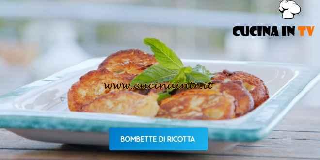 Giusina in cucina - ricetta Bombette di ricotta di Giusina Battaglia