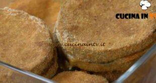 Fatto in casa per voi - ricetta Cordon bleu di melanzane e zucchine di Benedetta Rossi