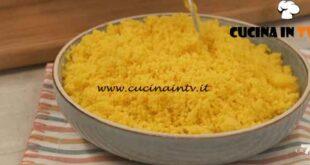 La cucina di Sonia - ricetta Cous cous allo zafferano di Sonia Peronaci